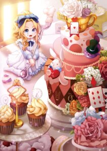 Rating: Safe Score: 23 Tags: alice_in_wonderland chepill dress User: mash