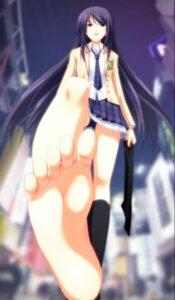 Rating: Questionable Score: 21 Tags: aoi_sena chaos;head feet game_cg matsuo_yukihiro pantsu seifuku User: hammer