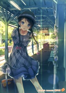 Rating: Safe Score: 102 Tags: dress kantoku miyaguchi_hiromi User: Twinsenzw