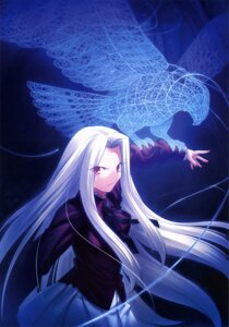 Rating: Safe Score: 21 Tags: fate/stay_night fate/zero irisviel_von_einzbern takeuchi_takashi type-moon User: vita