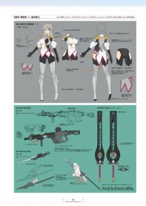 Rating: Questionable Score: 3 Tags: alice_gear_aegis bodysuit character_design kondou_chieri tagme weapon User: Radioactive