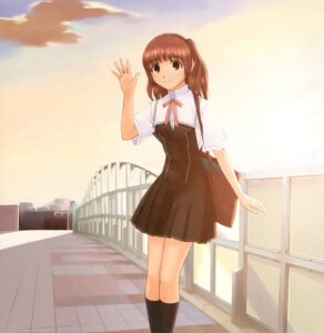 Rating: Safe Score: 12 Tags: kusunose_hina seifuku takayama_kisai true_love_story User: Radioactive