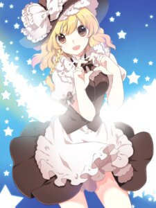 Rating: Safe Score: 32 Tags: jeminl kirisame_marisa touhou User: Radioactive