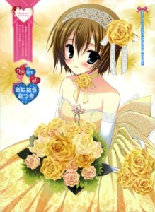 Rating: Safe Score: 17 Tags: dress tanihara_natsuki User: drop