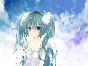 Rating: Safe Score: 31 Tags: hatsune_miku horon vocaloid wallpaper User: Manabi