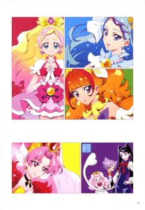Rating: Safe Score: 5 Tags: akagi_towa amanogawa_kirara aroma_(precure) dress go!_princess_pretty_cure haruno_haruka kaidou_minami kamikita_futago pointy_ears pretty_cure puff_(precure) siamour User: drop