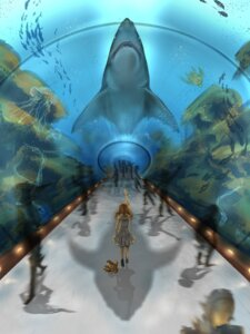 Rating: Safe Score: 14 Tags: aquarium dress pauleth_river summer_dress User: paderivas