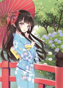Rating: Safe Score: 48 Tags: umbrella yukata yukiwo User: Twinsenzw