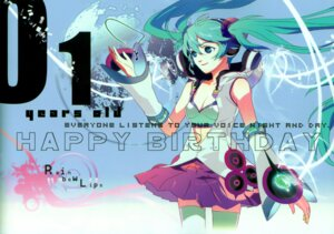 Rating: Safe Score: 4 Tags: 119 binding_discoloration hatsune_miku vocaloid User: withul