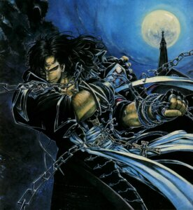 Rating: Safe Score: 3 Tags: leon_garcia_de_asturias male thores_shibamoto trinity_blood User: Radioactive