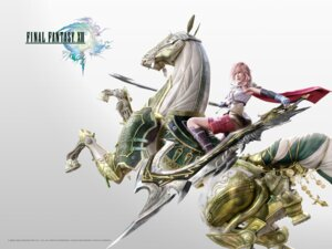 Rating: Safe Score: 12 Tags: cg final_fantasy final_fantasy_xiii lightning odin_(final_fantasy) square_enix wallpaper User: Izuna