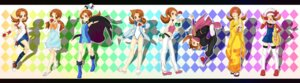Rating: Safe Score: 8 Tags: character_design cosplay kimono kotone_(pokemon) pokemon User: charunetra