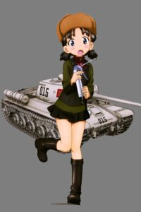 Rating: Safe Score: 13 Tags: girls_und_panzer nina_(girls_und_panzer) transparent_png uniform User: shiomiyashiori@