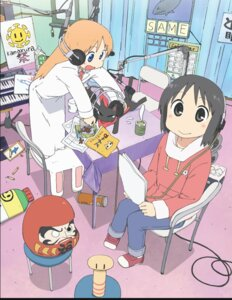 Rating: Safe Score: 34 Tags: hakase headphones nichijou shinonome_nano tagme User: lovecortana