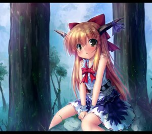 Rating: Safe Score: 28 Tags: horns ibuki_suika takeponi_an touhou User: 椎名深夏