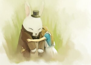 Rating: Safe Score: 5 Tags: alice alice_in_wonderland g_tong white_rabbit User: Radioactive