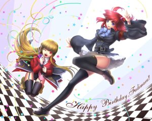 Rating: Safe Score: 13 Tags: 16_16 mammon stockings thighhighs umineko_no_naku_koro_ni ushiromiya_ange User: 洛井夏石