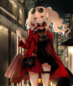 Rating: Safe Score: 29 Tags: dress garter megane naruwe User: BattlequeenYume