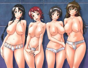 Rating: Questionable Score: 43 Tags: fukudahda jpeg_artifacts nipples pantsu topless User: 绫城幻雪