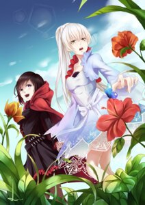 Rating: Safe Score: 20 Tags: dress lancelot ruby_rose rwby weiss_schnee User: zero|fade