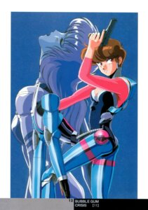 Rating: Safe Score: 6 Tags: asagiri_priscilla bubblegum_crisis sonoda_kenichi User: Radioactive