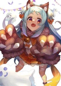 Rating: Safe Score: 12 Tags: animal_ears bandages izumo_miyako princess_connect princess_connect!_re:dive takuan_(mo55ilst) User: Dreista