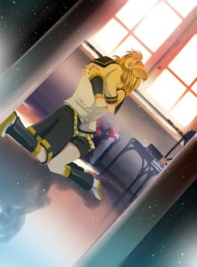 Rating: Safe Score: 12 Tags: awami_kisa kagamine_len kagamine_rin vocaloid User: charunetra
