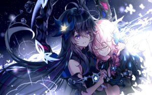 Rating: Safe Score: 39 Tags: elsword laby_(elsword) lium nisha_(elsword) yuri User: BattlequeenYume