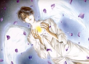 Rating: Safe Score: 3 Tags: angel_sanctuary male mudou_setsuna yuki_kaori User: Radioactive