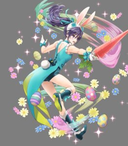 Rating: Questionable Score: 9 Tags: animal_ears ass bunny_ears bunny_girl cleavage fir fire_emblem fire_emblem:_rekka_no_ken fire_emblem_heroes heels kaya8 nintendo tail weapon User: fly24