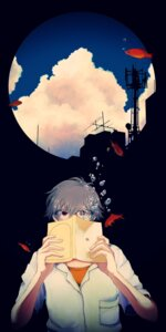 Rating: Safe Score: 12 Tags: male megane nagisa_kaworu neon_genesis_evangelion shinya_(1_00_am) User: Metalic