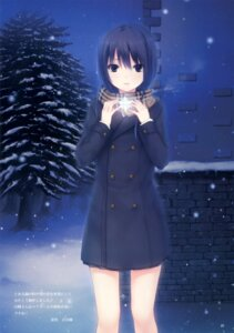 Rating: Safe Score: 79 Tags: coffee-kizoku royal_mountain seifuku shiramine_rika User: Twinsenzw