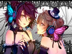 Rating: Safe Score: 47 Tags: gothic_lolita headphones lolita_fashion magnet_(vocaloid) ria vocaloid wallpaper User: blooregardo