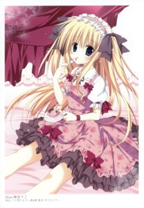 Rating: Safe Score: 43 Tags: dress k-books korie_riko lolita_fashion User: WtfCakes