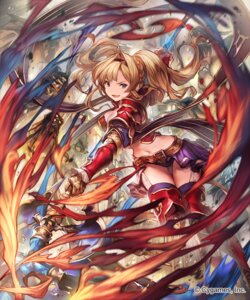 Rating: Safe Score: 93 Tags: armor cleavage granblue_fantasy lee_hyeseung shingeki_no_bahamut thighhighs weapon zeta_(granblue_fantasy) User: Mr_GT
