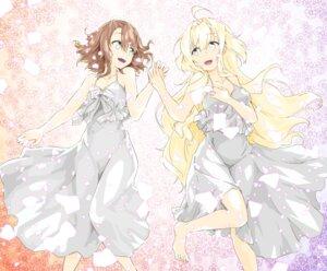 Rating: Safe Score: 24 Tags: doi_tamako dress iyojima_anzu nogi_wakaba_wa_yuusha_de_aru sakuria yuuki_yuuna yuuki_yuuna_wa_yuusha_de_aru User: Mr_GT
