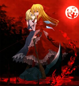 Rating: Safe Score: 9 Tags: alice_margatroid myama shanghai touhou User: Radioactive