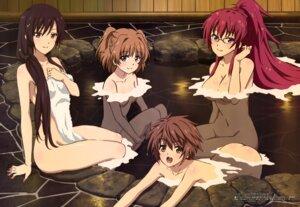 Rating: Questionable Score: 80 Tags: andou_teruha censored kobayakawa_yuuka kuroda_sayuki megane naked onsen shoujo-tachi_wa_kouya_wo_mezasu shoukin_naoko towel wet yuuki_uguisu User: drop