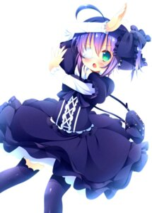 Rating: Safe Score: 29 Tags: chuunibyou_demo_koi_ga_shitai! eyepatch gothic_lolita lolita_fashion sefa takanashi_rikka thighhighs User: 椎名深夏