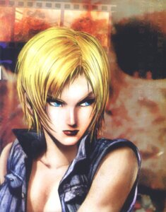 Rating: Safe Score: 2 Tags: aya_brea cleavage nomura_tetsuya open_shirt parasite_eve square_enix User: Radioactive