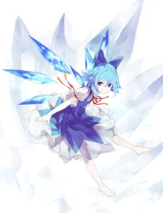 Rating: Safe Score: 19 Tags: cirno shihou touhou User: Radioactive
