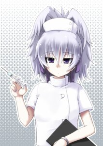 Rating: Safe Score: 13 Tags: darker_than_black kaname_nagi nurse yin User: Radioactive