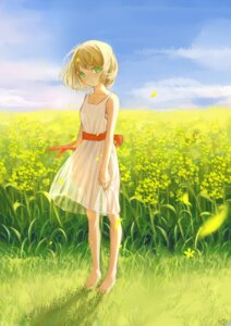Rating: Safe Score: 27 Tags: clouble dress see_through summer_dress User: zero|fade