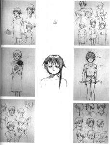 Rating: Safe Score: 2 Tags: iwakura_lain monochrome serial_experiments_lain sketch User: Davison