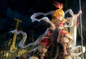 Rating: Safe Score: 10 Tags: archlich toramaru_shou touhou User: Mr_GT