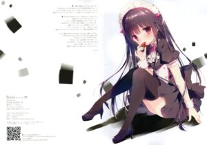 Rating: Safe Score: 45 Tags: heels inu_x_boku_ss maid shirakiin_ririchiyo shiratama shiratamaco thighhighs User: kiyoe
