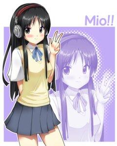 Rating: Safe Score: 9 Tags: akiyama_mio k-on! masamuu User: Riven