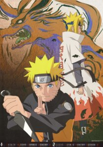 Rating: Safe Score: 12 Tags: calendar male namikaze_minato naruto uzumaki_naruto User: Radioactive