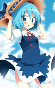 Rating: Safe Score: 21 Tags: cirno dress shimofuri_oniku touhou User: 椎名深夏