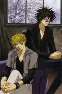 Rating: Safe Score: 5 Tags: amano_ginji get_backers male mido_ban User: charunetra